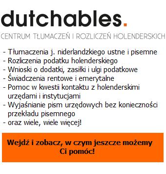 Centrum rozliczeń i tłumaczeń holenderskich w Raciborzu