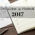 Kalendarz dni wolnych w Holandii 2017